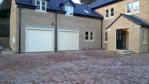 Hormann M Rib Insulated Sectional Garage Doors By ABi
