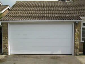 Hormann M Rib Sectional Garage Door - By ABi