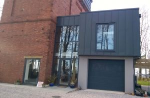 Hormann L Ribbed Sectional Garage Door By ABi