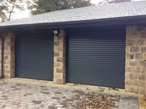 Hormann RollMatic Insulated Roller Garage Doors By ABi