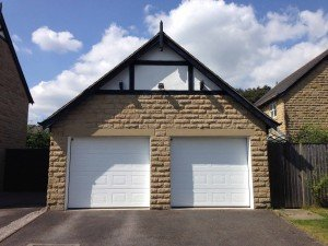 Hormann S-Panel Sectional Garage Doors By ABi