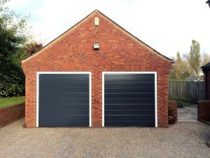 Hormann Sectional M Ribbed Sectional Garage Doors By ABi