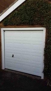 Hormann S-Panel Sectional Garage Door By ABi