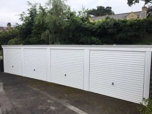 Hormann Up and Over Horizontal Garage Doors By ABi