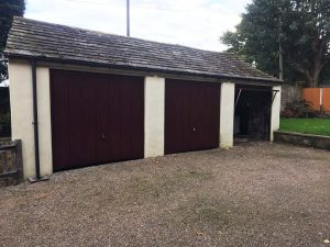 Hormann Up and Over Garage Doors Elegance By ABi