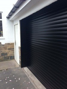 Hormann RollMatic Made to Measure Aluminium Insulated Roller Door By ABi