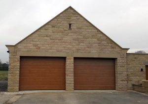 Hormann M Ribbed Insulated Sectional Doors By ABi