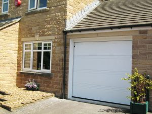 Hormann T Ribbed Sectional Garage Door By ABi
