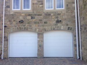Hormann M Ribbed Sectional Garage Doors By ABi