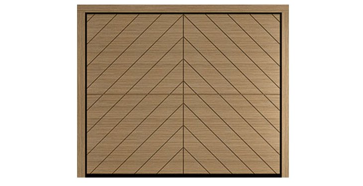 SPI Design in Larch with pigmented varnish
