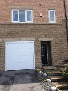 Image2 of Recently Installed LPU40 Sectional Garage Doors