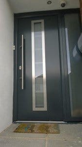 Hormann Thermo Pro Entrace Door TPS700 By ABi