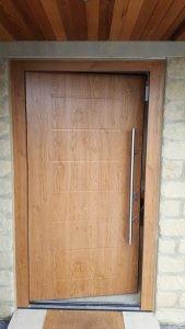 Hormann Steel Entrance Door ThermoPlus THP 015