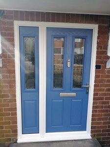 Hormann ThermoComp Composite Front Entrance Door TR04