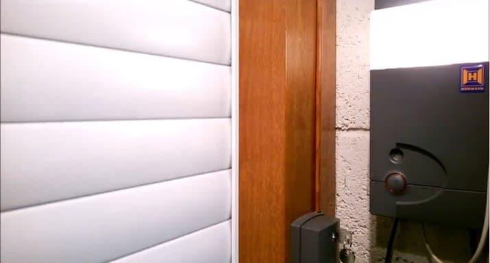 Resetting the Hormann RollMatic Series 2 and 3 Roller Garage Door Operator