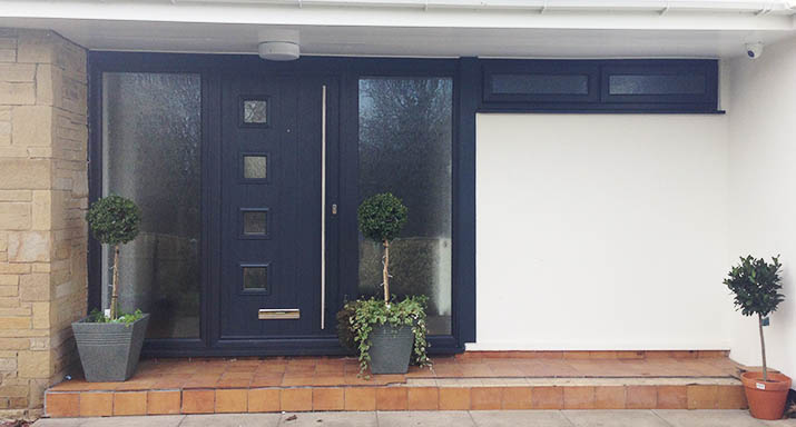Solidor Milano in Anthracite Grey