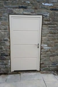 Hormann Made to Measure Insulated Side Door