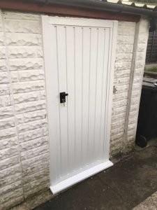 Select Rivington Garage Side Door By ABi