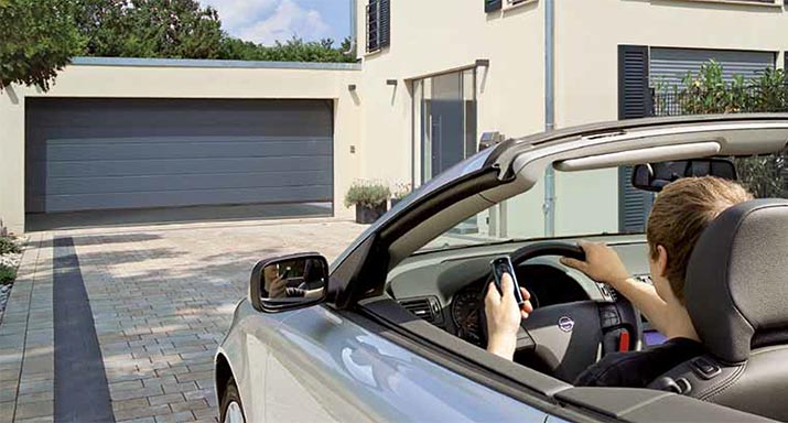 All you need to know about electric garage doors