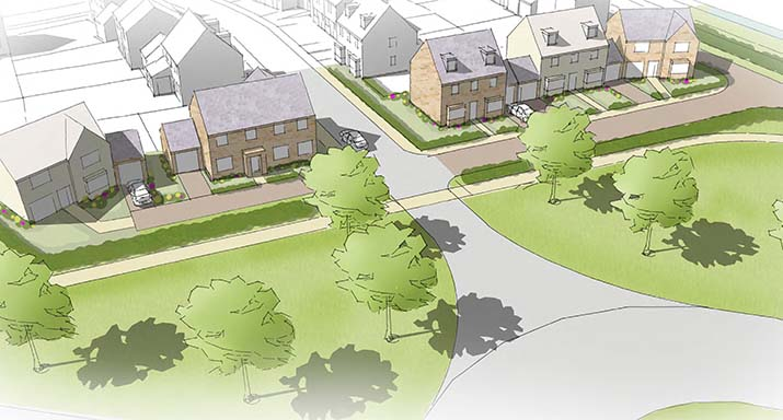 Over 400 new homes planned for North Yorkshire