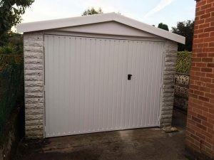 Select Side Hinged Rivington Garage Door By ABi
