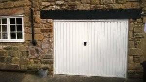 Select Steel Side Hinged Garage Door By ABi