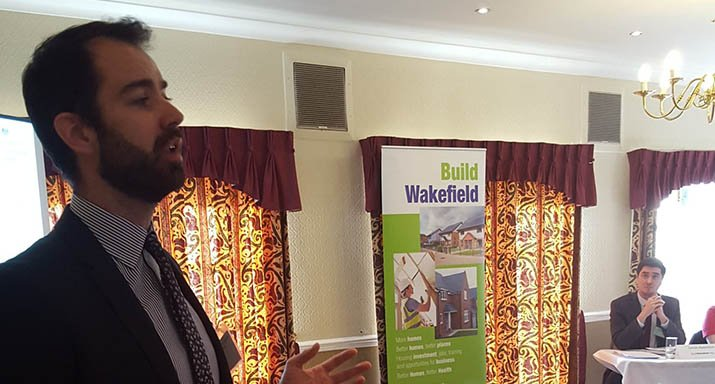 Wakefield Council launch 'Build Wakefield' event to tackle housing shortage