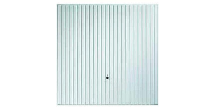 Hormann Steel Series 2001 Vertical Up and Over Garage Doors