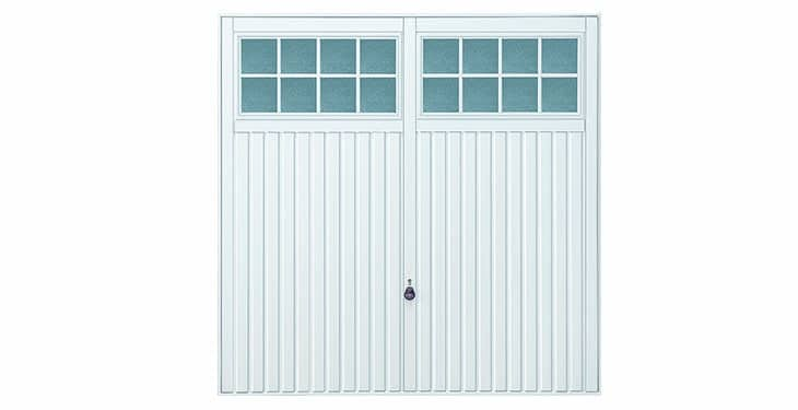 Hormann Steel Series 2101 Ilkley Up and Over Garage Doors