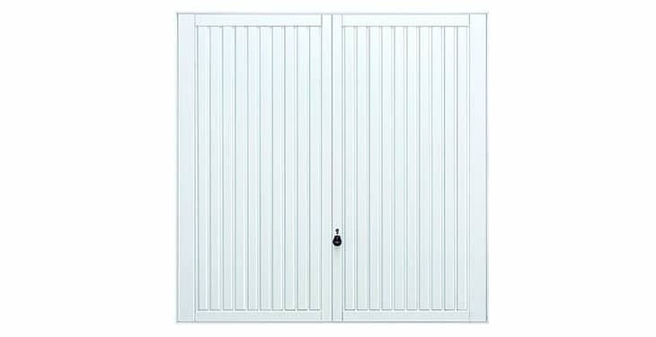 Hormann Steel Series 2103 Caxton Up and Over Garage Doors