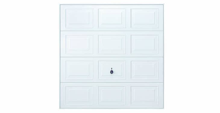 Hormann Steel Series 2504 Countess Up and Over Garage Doors