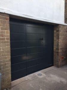 Hormann Sectional Wicket Garage Door By ABi