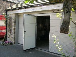 Hormann Sectional Garage Door Wicket Door By ABi