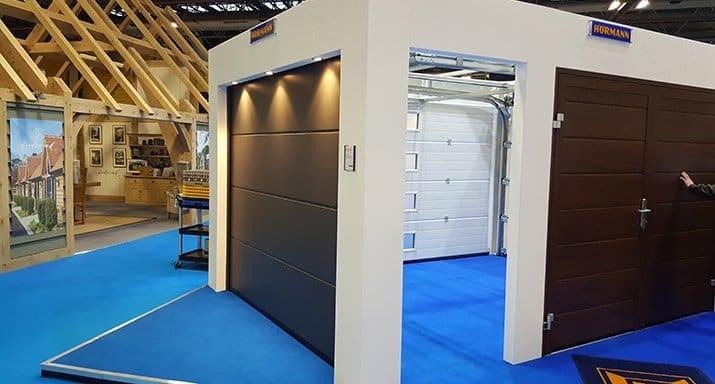Hormann LPU67 Sectional Garage Door