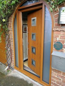 Hormann Steel Entrance Door Thermo65 By ABi