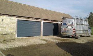 Hormann RollMatic Garage Doors By ABi