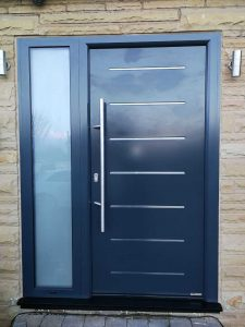 Hormann Thermo65 Style515 Front Door By ABi