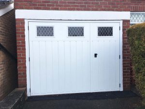 Select Side Hinged Garage Door By ABi
