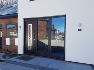 Hormann Thermo65 Steel Entrance Door By ABi