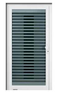 Style 100 MG113 TopComfort Aluminium Front Door