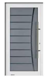 Style 100 MG116 TopComfort Aluminium Front Door