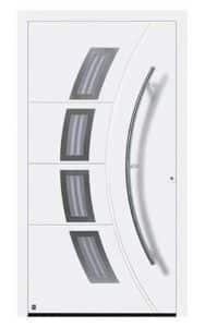 Style 188 ThermoSafe Aluminium Front Door