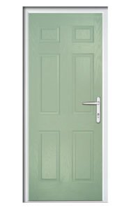 Style TR01 ThermoComp Composite Front Door