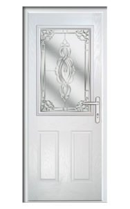 Style TR06 ThermoComp Composite Front Door
