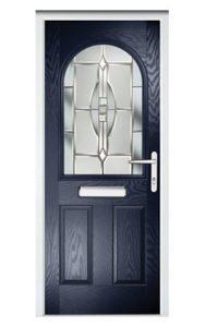 Style TR29 ThermoComp Composite Front Door
