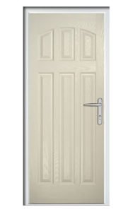 Style TR2J ThermoComp Composite Front Door