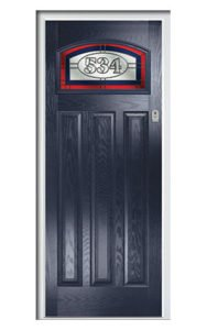 Style TR94 Glazing ThermoComp Composite Front Door