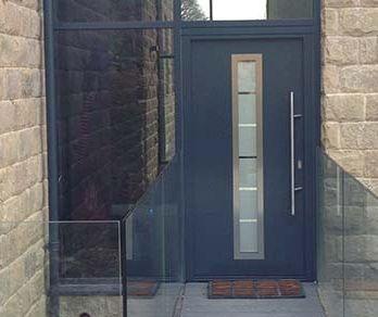 Thermo46 Steel Front Door