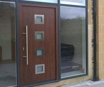 Thermo65 Steel Front Door