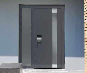 ThermoCarbon Aluminium Front Door